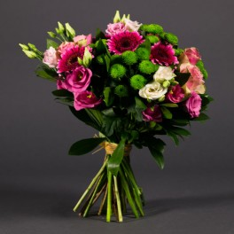 Bouquet Rose Pastel