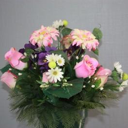 fleurs artificielles 5