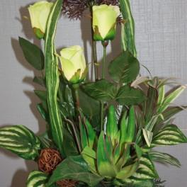 fleurs artificielles 26