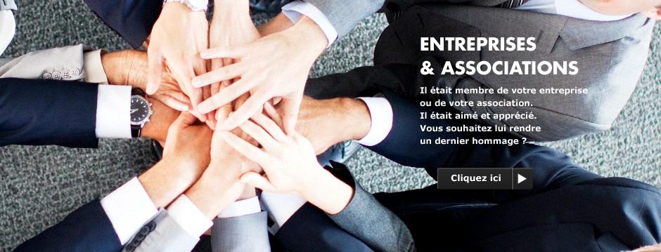 Entreprises & Associations